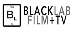 BlackLab Film + TV Logo